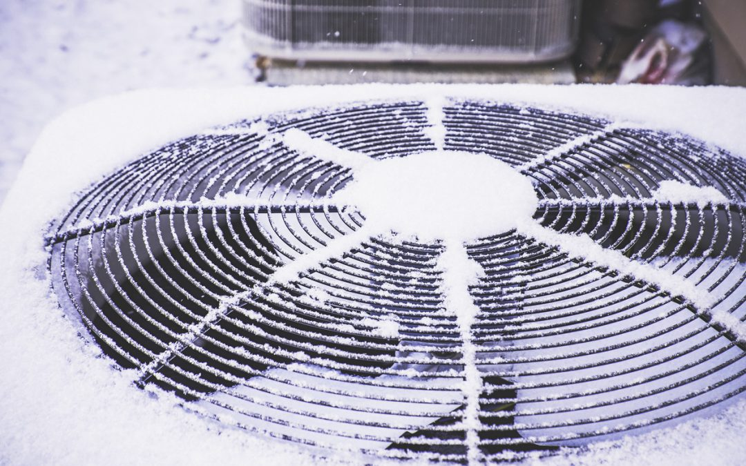 Dealing with a Frozen A/C Unit