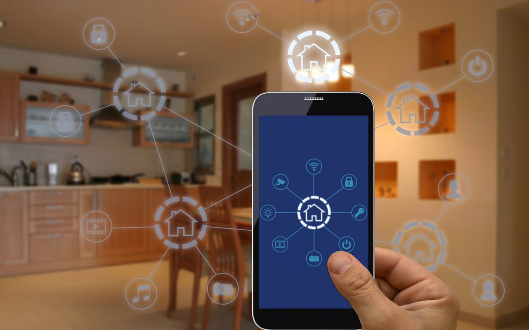 Equipping a Smart Home: A Timeline