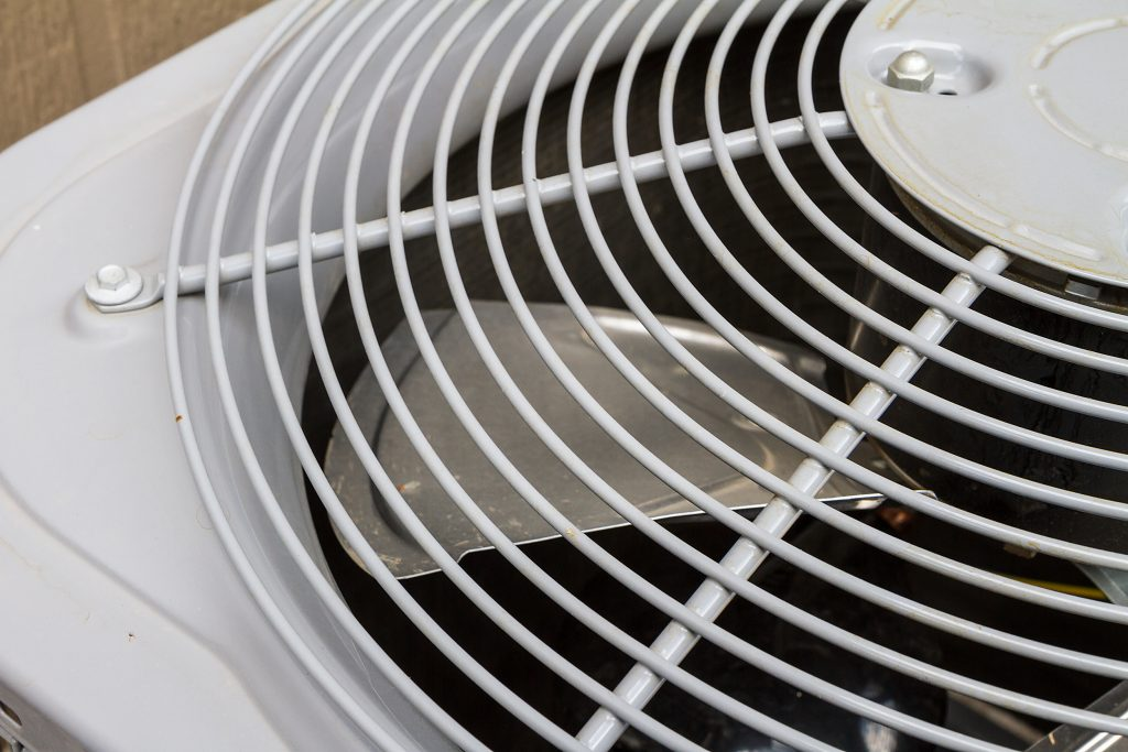 Air Conditioning Care: HVAC Condensor Fan Motor
