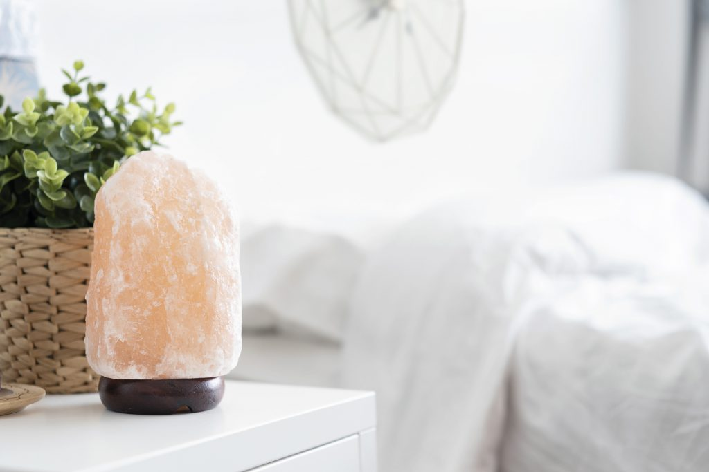 Air Purification and Salt Lamps