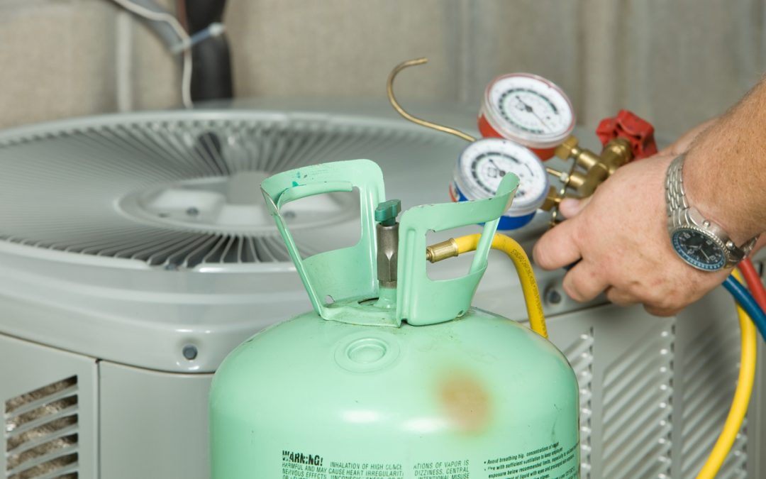 Things Homeowners Need to Know About Refrigerant