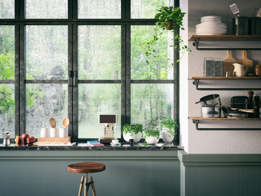 Spring Showers and Its Effects on Indoor Air Quality